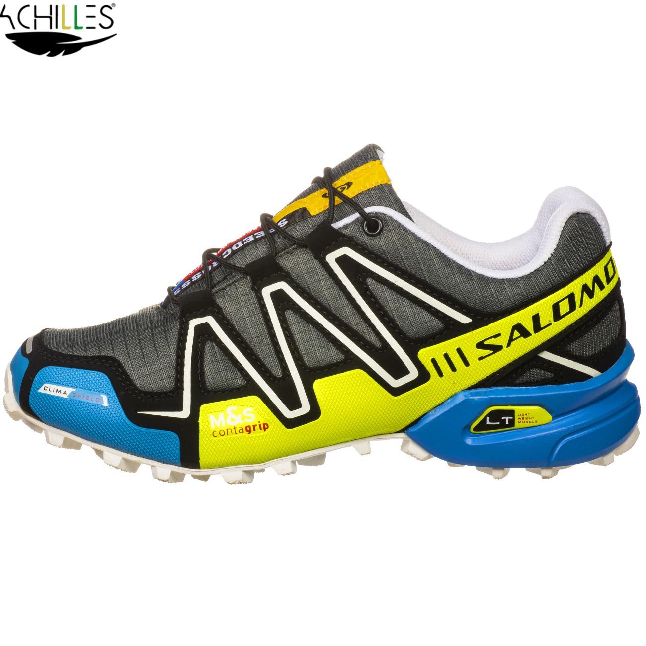 کفش پیادهروی دویدن کوهنوردی سالومون مدل اسپیدکراس